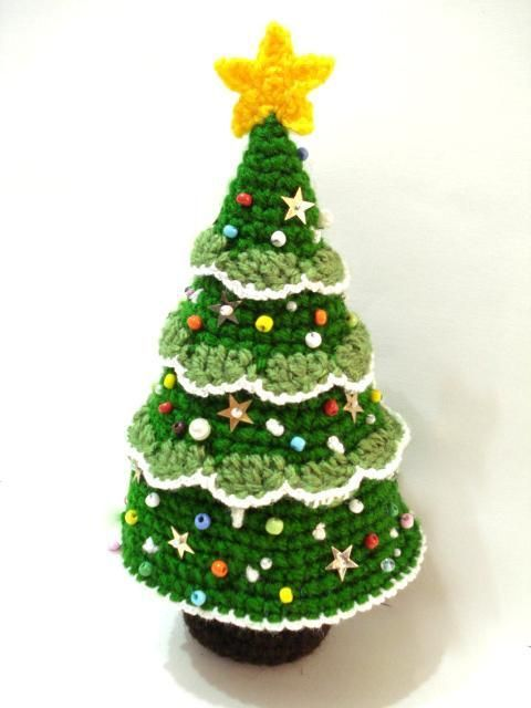 Crochet Christmas Trees Free Patterns.10 Best Crochet Christmas Trees Crochet Christmas Trees
