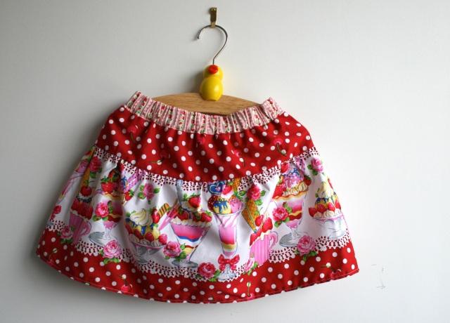 Easy skirt 1
