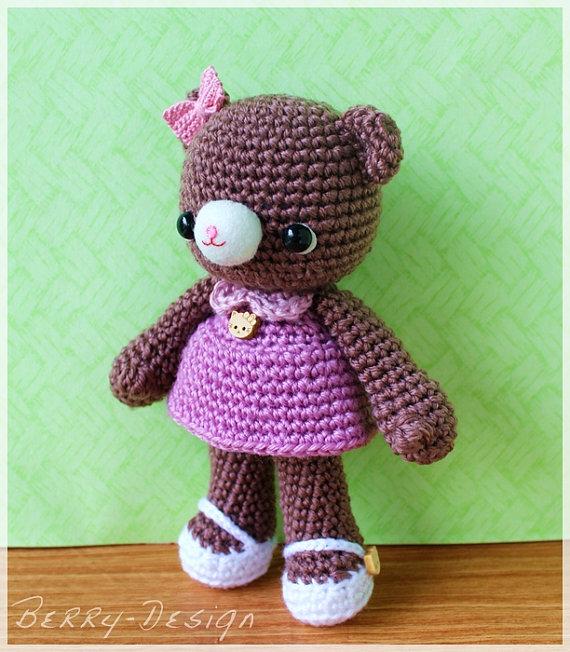 girl bear