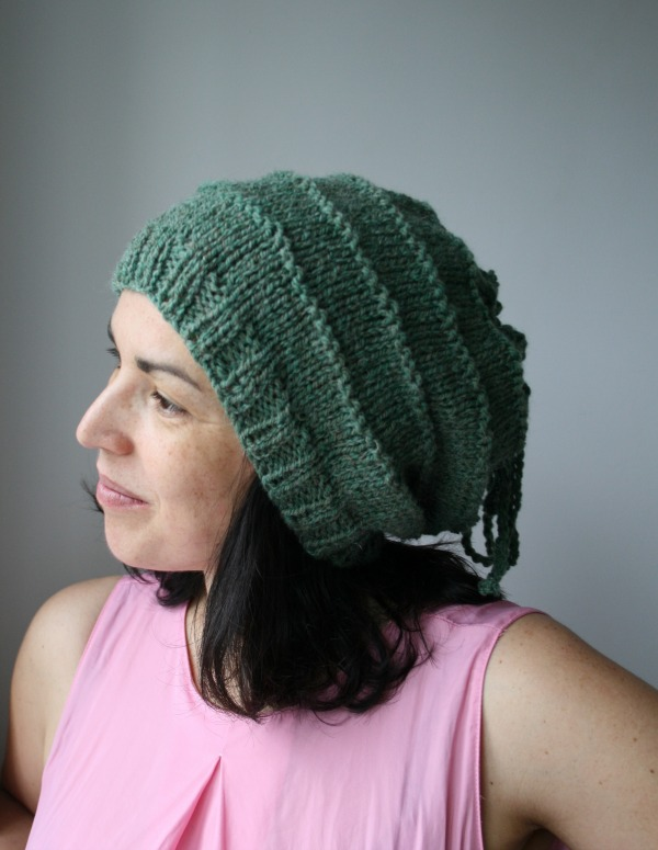 Slouchy green hatcowl 03 03 blog
