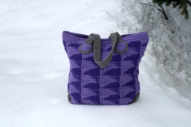 Luz Patterns DW6 handbag 4