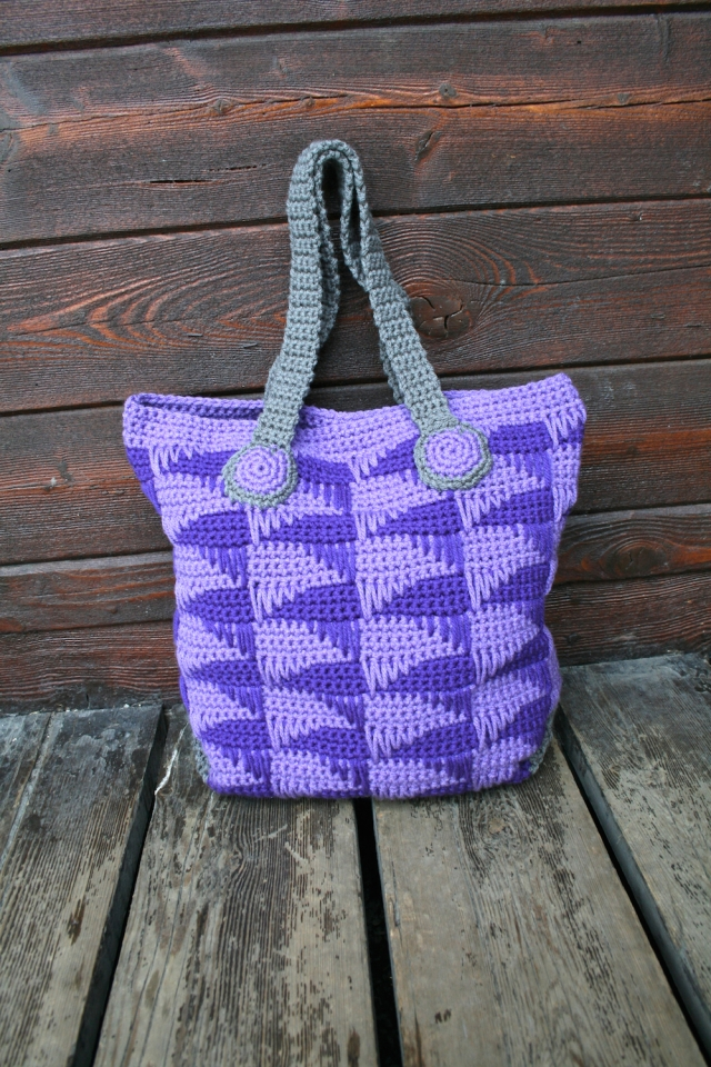 Luz Patterns DW6 handbag 5