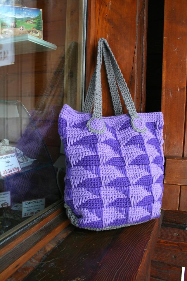 Luz Patterns DW6 handbag 7