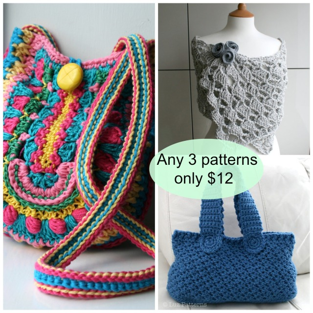 LuzPatterns.com 3 for $ 12