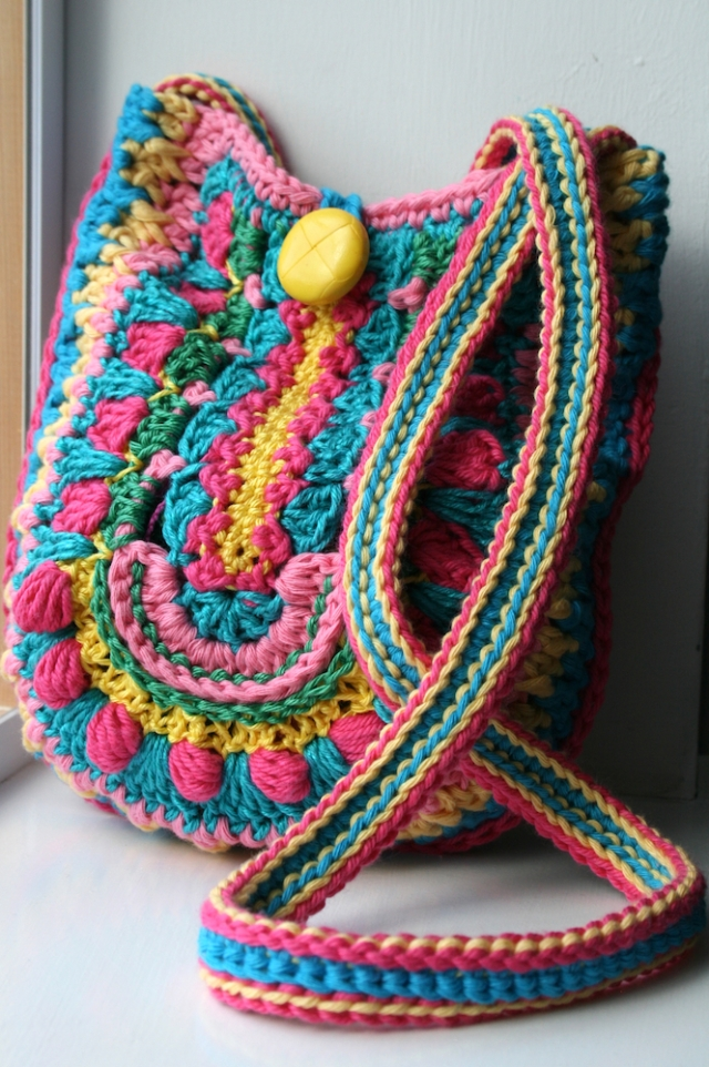 LuzPatterns.com boho bag 166 4