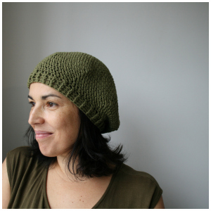 LuzPatterns.com Erena's beret