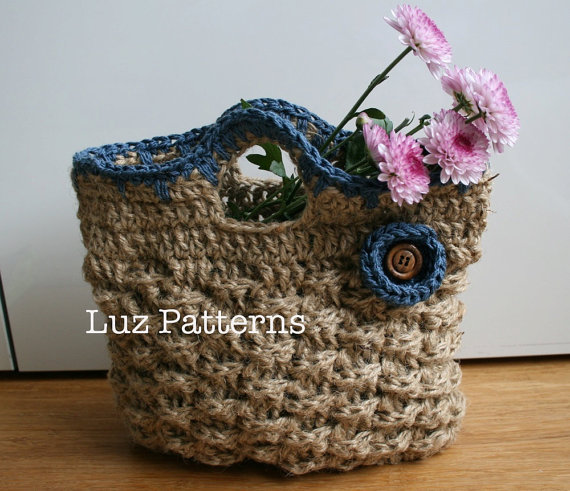 Retro basket bag 80