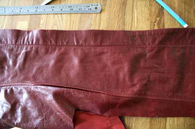 LuzPatterns.com choosing leather handles
