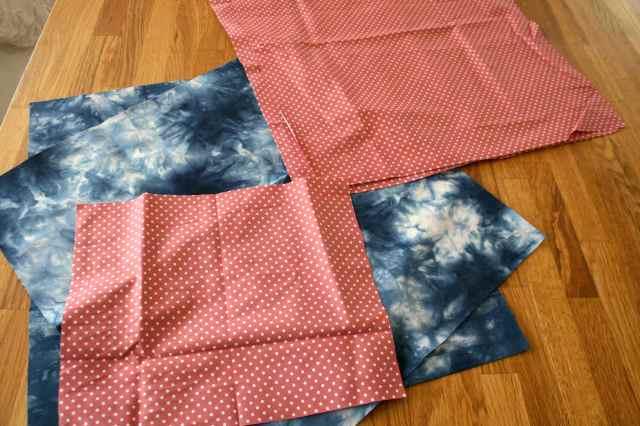 LuzPatterns.com fabric cuts