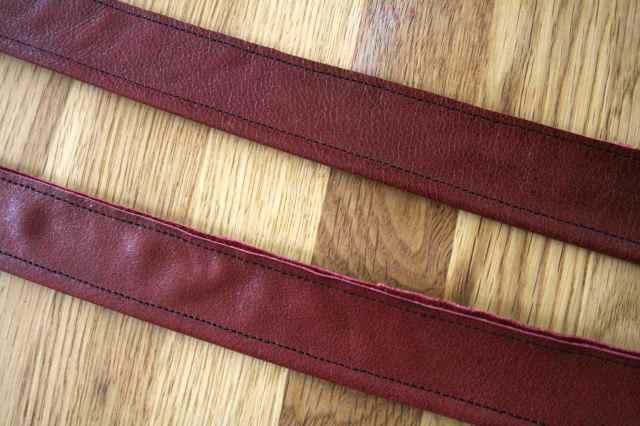 LuzPatterns.com leather handles