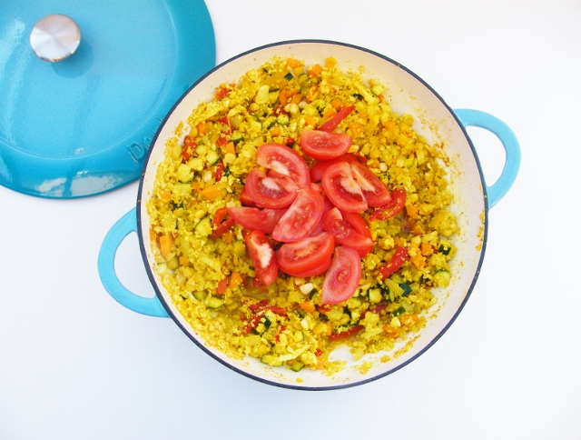 5 2 Diet - Savoury Cauliflower Rice
