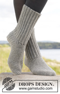 Garnstudio socks