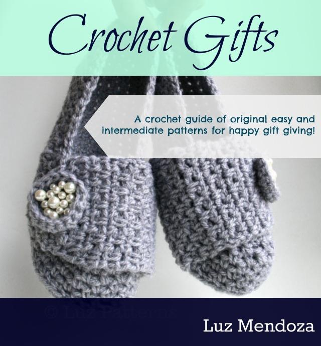 Crochet Gift cover