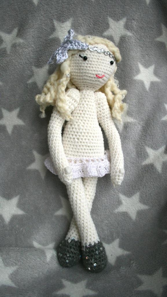 Amigurumi little star dolly 197 9