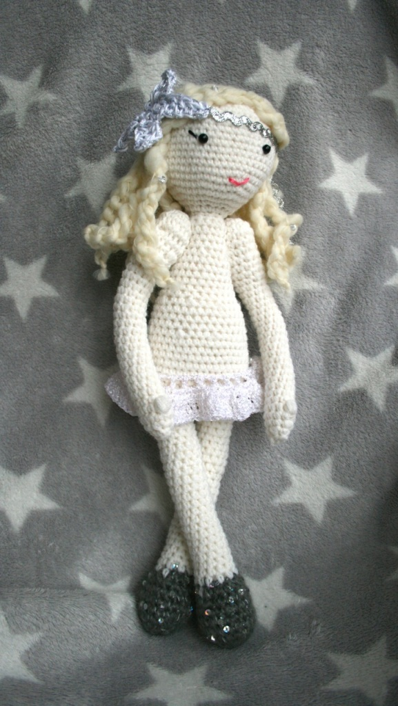 Amigurumi little star dolly 197 9