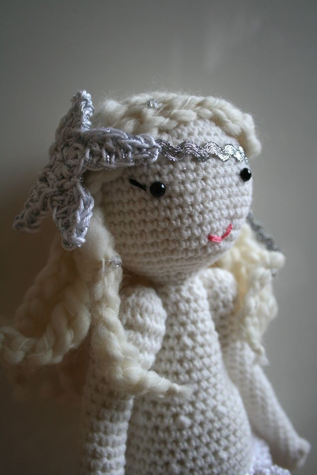 Amigurumi little star dolly 197