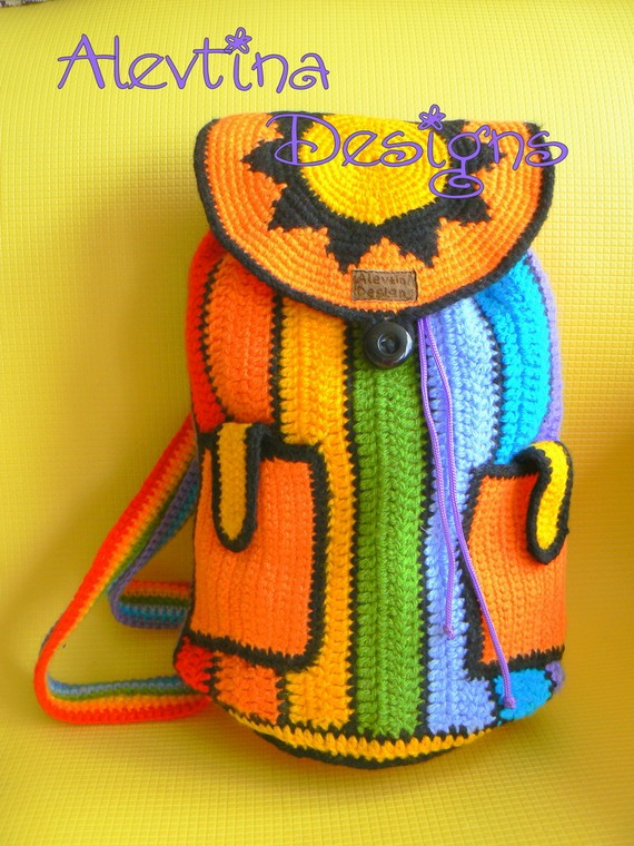 LuzPatterns.com crochet inspiration by AlevtinaDesigns