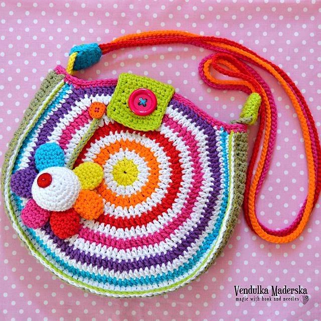 LuzPatterns.com crochetinspiration vendulkam