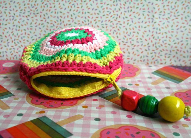 LuzPatterns.com Free crochet purse pattern 02