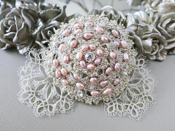 Blogged at LuzPatterns.com crocheted sukran-kirtis necklace 2